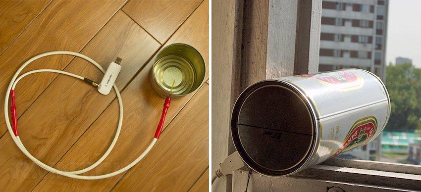Как сделать усилитель сигнал телефона из проводов