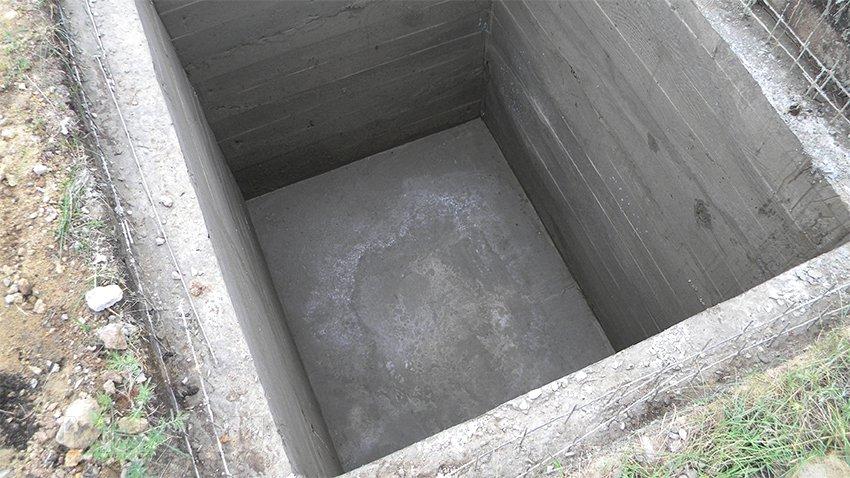 Погреб с высоким уровнем грунтовых вод своими руками